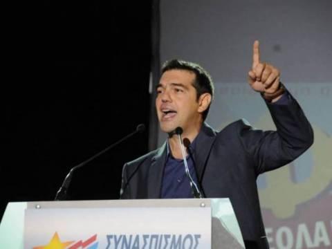 Non paper του ΣΥΡΙΖΑ: Πρωθυπουργός της μονταζιέρας ο Σαμαράς