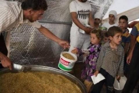 Η Συρία υπέγραψε συμβόλαια με το Ιράν για την προϊόντα πρώτης ανάγκης
