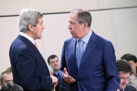 Συρία: Συνάντηση Κέρι-Λαβρόφ την Πέμπτη