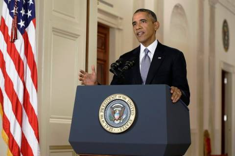 Ομπάμα: Οι επιθέσεις με χημικά άλλαξαν την κατάσταση στη Συρία (vid)