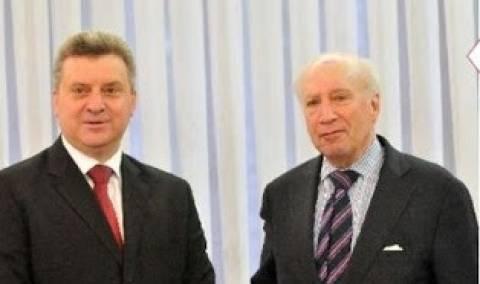 Πρόεδρος Σκοπίων: Η Ελλάδα να δείξει ενδιαφέρον στην επίλυση ονόματος