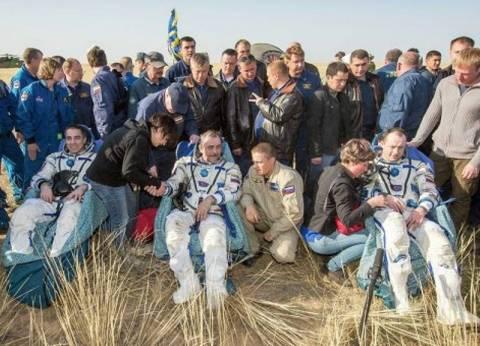 Βίντεο: Επιστροφή στη Γη από το Διεθνή Διαστημικό Σταθμό