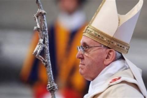 Πρώτη συνέντευξη Πάπα σε εφημερίδα