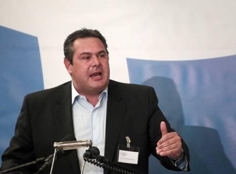 Καμμένος: Υπάρχει η Ελλάδα της ανάστασης και όχι της σταύρωσης!