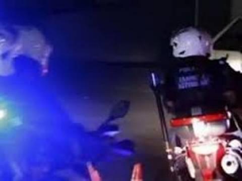 Θεσσαλονίκη: Φορτηγό παρέσυρε και τραυμάτισε αστυνομικό