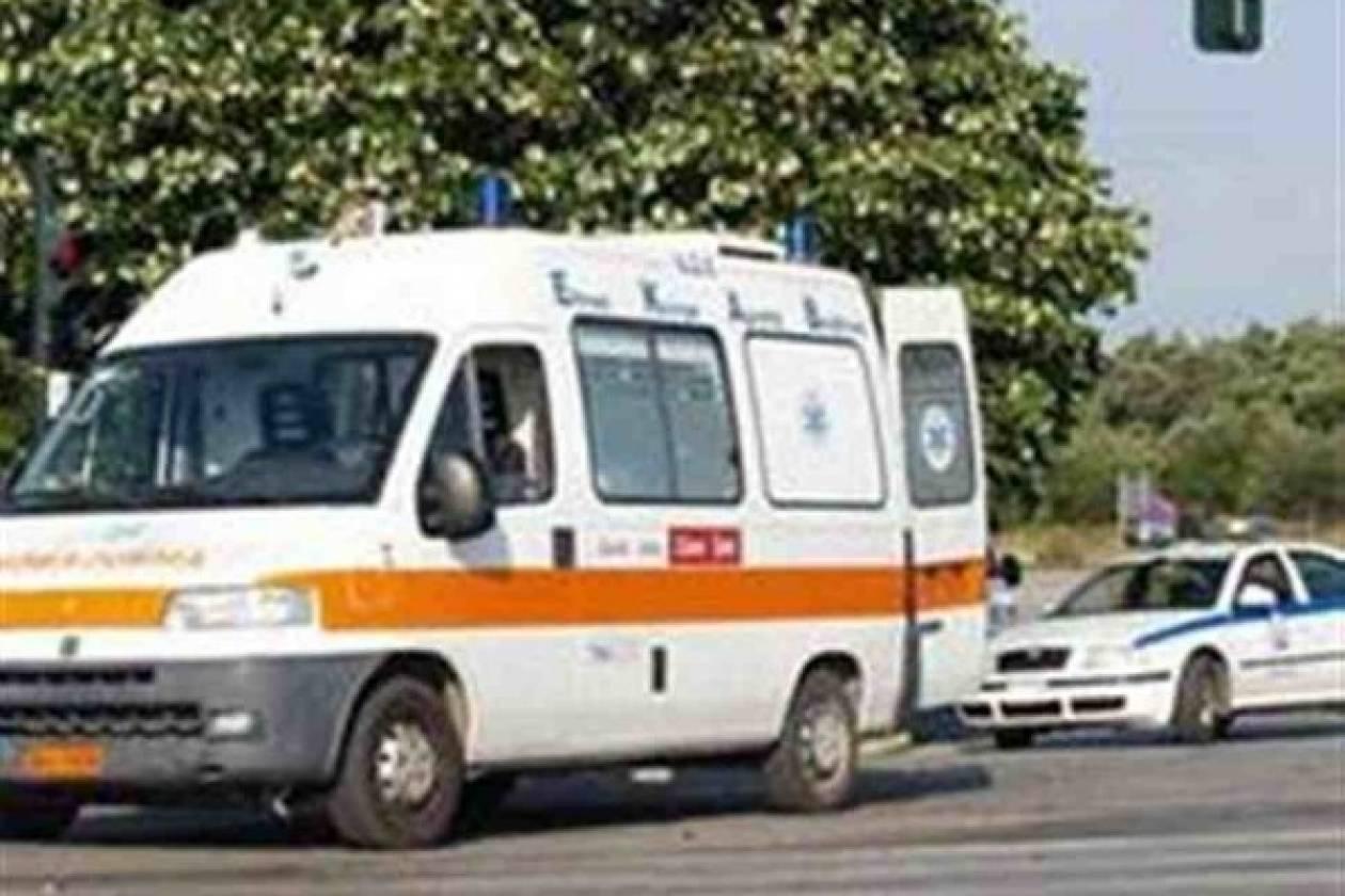 Τραγωδία: Δύο νεαροί σμηνίτες νεκροί σε τροχαίο στην Εθνική Οδό