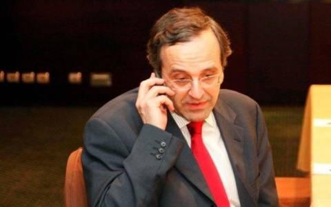 Το τηλεφώνημα του Σαμαρά στον Αλ. Παπαδόπουλο
