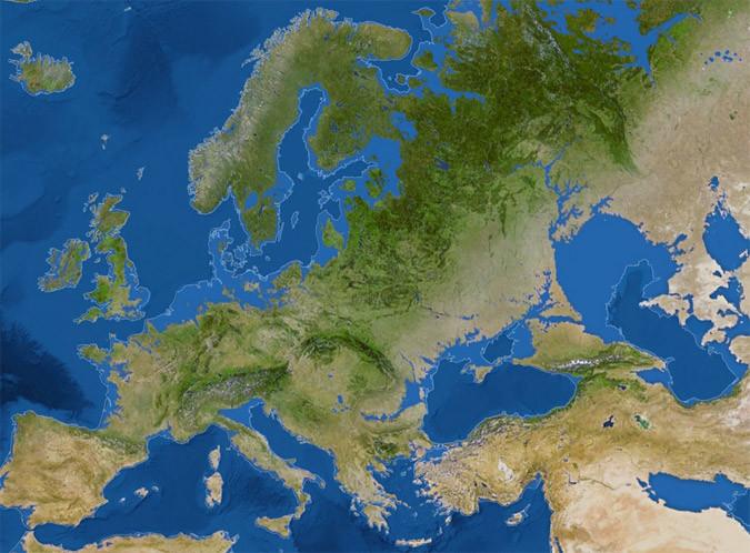 Ποιες περιοχές της Ελλάδας θα κινδυνέψουν αν λιώσουν οι πάγοι;