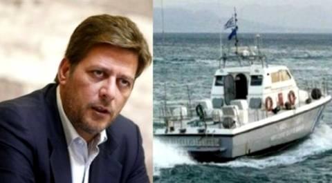 Αίτημα Βαρβιτσιώτη η ΕΕ να συντηρήσει τα μέσα του Λιμενικού