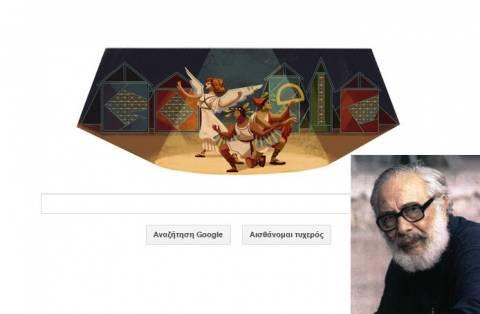 Κάρολος Κουν: Η Google τιμάει τον κορυφαίο του θεάτρου