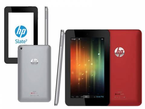 «Σάρωσε» το HP Slate 7