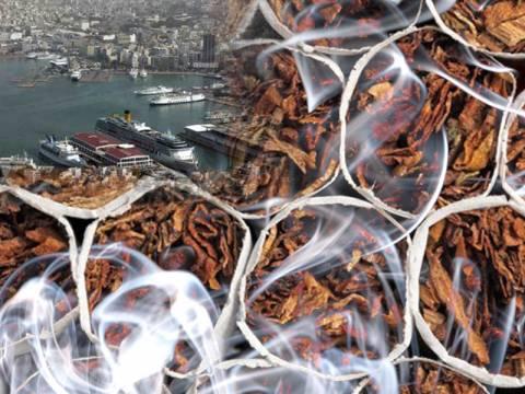 Τσιγάρα μέσα σε... ψάρια