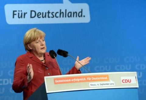 Γερμανικές εκλογές: Υποχωρούν τα ποσοστά των Χριστιανοδημοκρατών