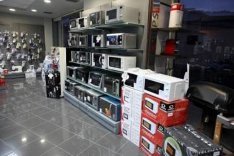 «Βουτιά» στις πωλήσεις οικιακών συσκευών το 2012