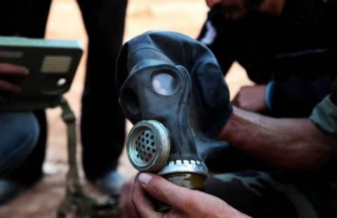 Τεχνική βοήθεια για τα χημικά ζητεί από τον σχετικό οργανισμό η Συρία
