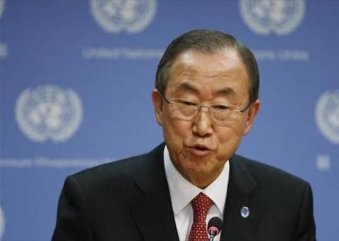 Μπαν Κι Μουν: Ένοχος για εγκλήματα κατά της ανθρωπότητας ο Άσαντ