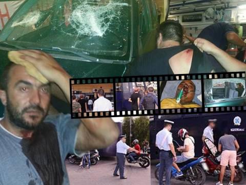 Πρόβα πολιτικής ανωμαλίας οι βιαιοπραγίες στο Πέραμα