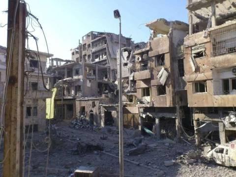 Συνάντηση ΥΠΕΞ Γαλλίας, Βρετανίας και ΗΠΑ στο Παρίσι για τη Συρία