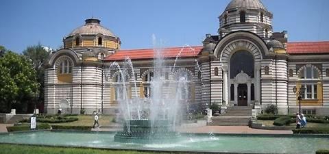 Τα Κεντρικά Λουτρά στη Σόφια θα μετατραπούν σε εικονικό μουσείο