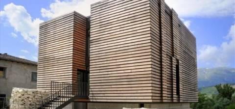 Energy Box: Αντισεισμικό σπίτι με ενεργειακό αποτύπωμα
