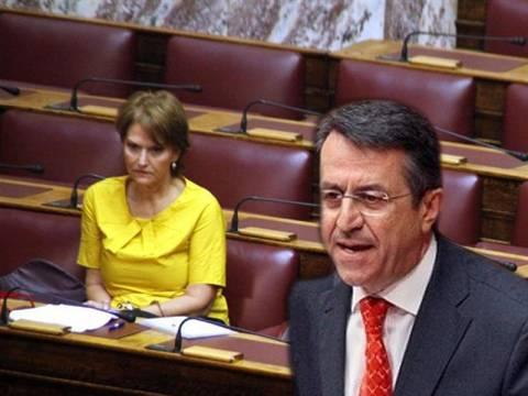 Ερώτηση «κόλαφος» Νικολόπουλου προς Αρβανιτόπουλο για Ρεπούση
