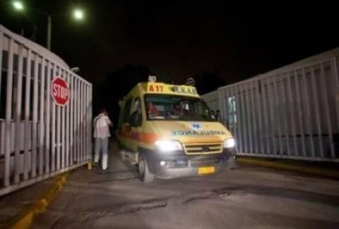 Αγρίνιο: Σε κρίσιμη κατάσταση 25χρονος – Εξετράπη το δίκυκλό του