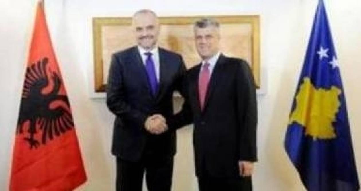 Πρωθυπουργός Αλβανίας: Στα Σκόπια το 35 % είναι Αλβανοί