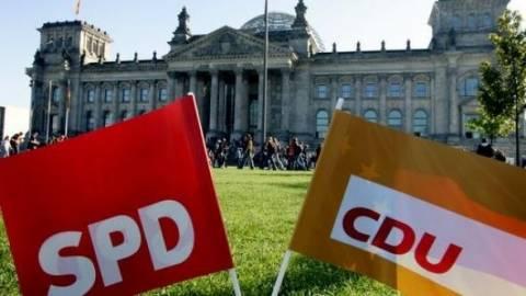 Γερμανικές εκλογές: Βγήκαν τα πρώτα exit polls στη Βαυαρία