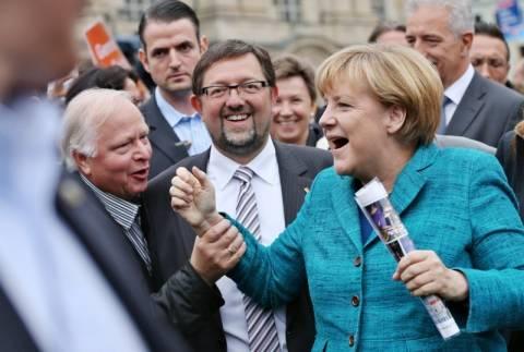 Γερμανικές εκλογές: Νίκη για την Μέρκελ και την CSU στην Βαυαρία