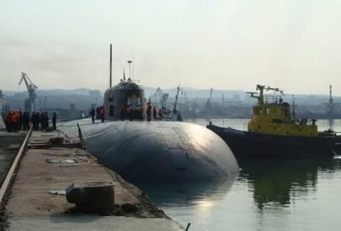 Στις φλόγες ρωσικό πυρηνοκίνητο υποβρύχιο