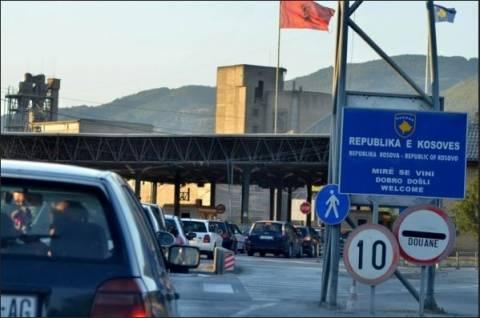 Άνοιξαν τα σύνορα Κοσσυφοπεδίου-Σκοπίων