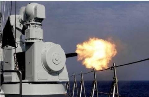 Η Κίνα έστειλε στις ακτές της Συρίας πολεμικό πλοίο