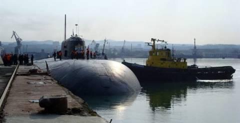 Φωτιά σε πυρηνοκίνητο υποβρύχιο σε ναυπηγείο κοντά στο Βλαδιβοστόκ