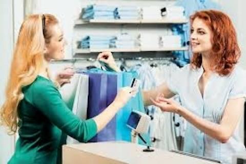 ΕΛΣΤΑΤ: Μικρή τόνωση της απασχόλησης  στο λιανικό εμπόριο