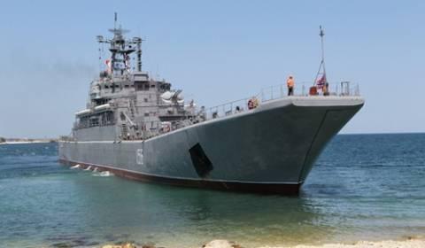 Η Ρωσία θα στείλει ένα άλλο πολεμικό πλοίο στη Μεσόγειο