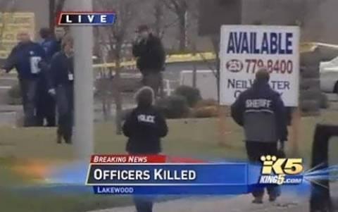 Τρεις οι δράστες στην Ουάσινγκτον - Νεκροί και τραυματίες