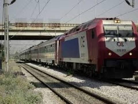 «Χειρόφρενο» σε τρένα και προαστιακό την Τετάρτη
