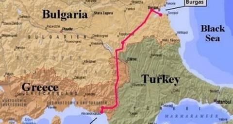 Μανιάτης: Πιστεύουμε στην προώθηση του αγωγού Μπουργκάς-Αλεξανδρούπολη
