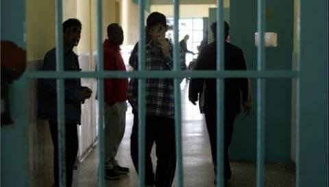 Συναγερμός στις φυλακές Δομοκού