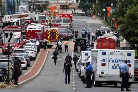 Ουάσιγκτον: Ένα ήταν το άτομο που σκόρπισε τον θάνατο στο Νέιβι Γιάρντ