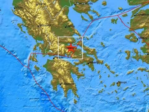 Νέος σεισμός στην Φθιώτιδα
