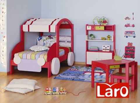 Laro: Το ελληνικό παιδικό έπιπλο