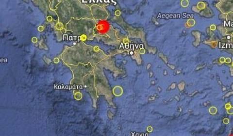 Στο «χορό» των Ρίχτερ η Φθιώτιδα-Σεισμός 4,2 Ρίχτερ