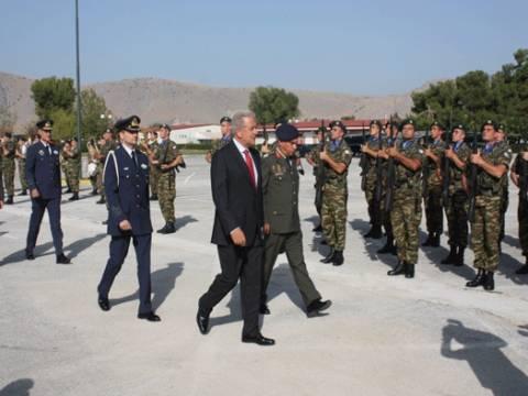 Ανέλαβε καθήκοντα ο Τούρκος Ταξίαρχος Hakan Eser στον Τύρναβο