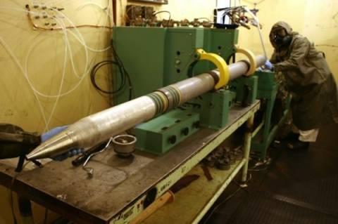 Συρία: Οι αντάρτες διαθέτουν πυραύλους και αέριο σαρίν
