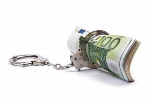 Θεσσαλονίκη: Σύλληψη 44χρονου για χρέη-μαμούθ