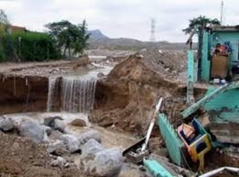 Στο έλεος της κακοκαιρίας το Ακαπούλκο: 55 νεκροί