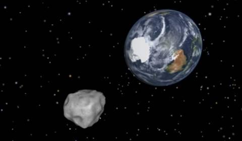 Σήμερα θα περάσει ένας αστεροειδής δίπλα από τη γη