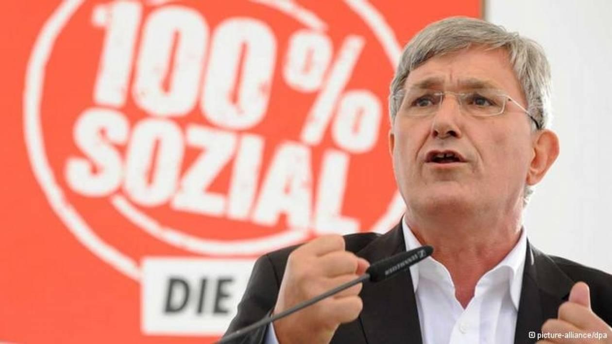 Ενδοκομματικές διαφορές στη Γερμανία  για το κατοχικό δάνειο