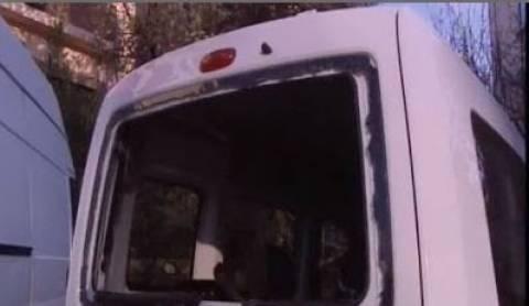Επίθεση σε συνεργείο του ΑΝΤ1 στο Κερατσίνι